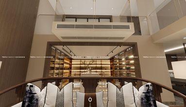 140平米复式中式风格储藏室设计图