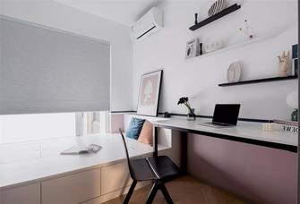 富裕型90平米三室两厅现代简约风格阳台装修案例