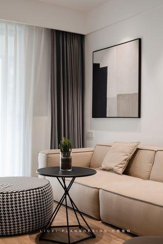 15-20万120平米三室两厅现代简约风格客厅欣赏图