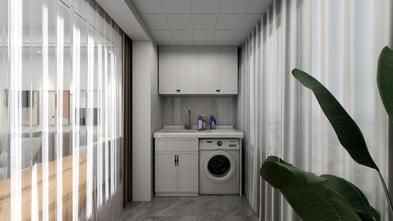 10-15万90平米三室两厅现代简约风格阳台装修效果图