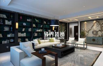 140平米四室三厅中式风格客厅图片
