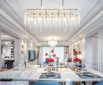 豪华型140平米三欧式风格餐厅图