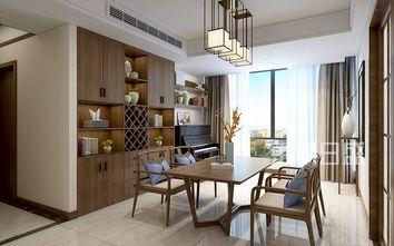 20万以上140平米三室两厅中式风格餐厅效果图