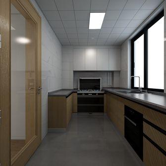 100平米三法式风格厨房装修效果图
