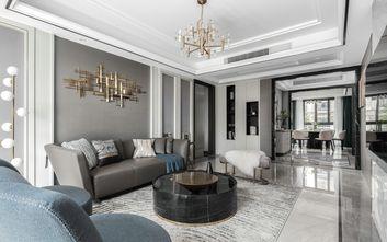 豪华型140平米欧式风格客厅装修案例