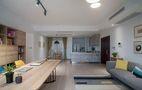 经济型70平米美式风格厨房图