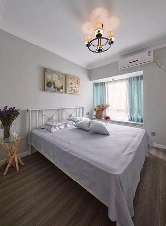 经济型100平米三法式风格卧室效果图