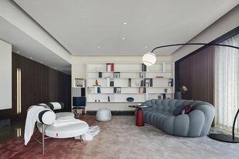 20万以上140平米混搭风格客厅装修图片大全