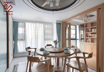 富裕型140平米三中式风格餐厅图片