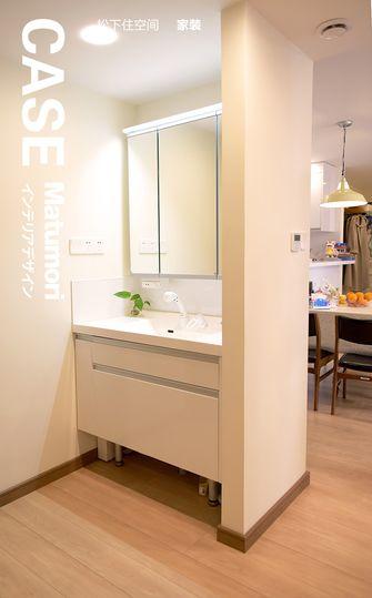 20万以上80平米公寓日式风格卫生间图片
