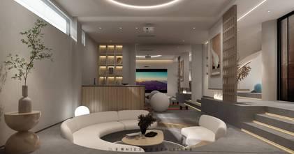 20万以上140平米别墅混搭风格其他区域图片大全
