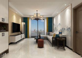 10-15万120平米三室两厅新古典风格客厅效果图