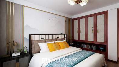 90平米三新古典风格卧室图