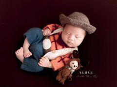 Vlove baby摄影