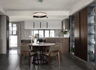 10-15万80平米现代简约风格餐厅装修效果图