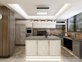 20万以上140平米中式风格厨房装修效果图