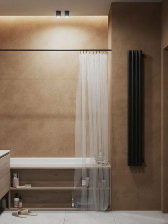 富裕型40平米小户型现代简约风格卫生间装修案例