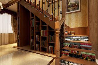 140平米四欧式风格楼梯间装修效果图