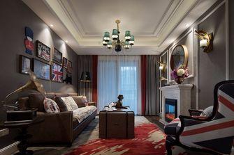 英伦风格客厅图片
