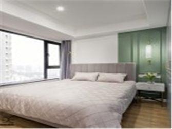 5-10万70平米一室两厅轻奢风格卧室装修图片大全