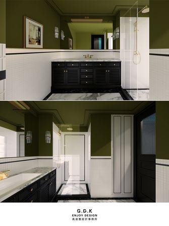 富裕型复式新古典风格卫生间装修图片大全