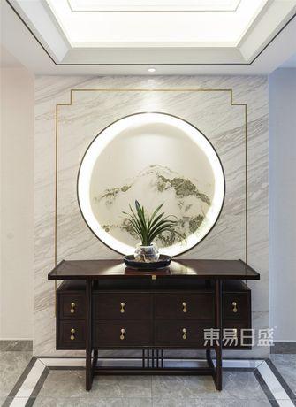20万以上140平米复式中式风格玄关欣赏图