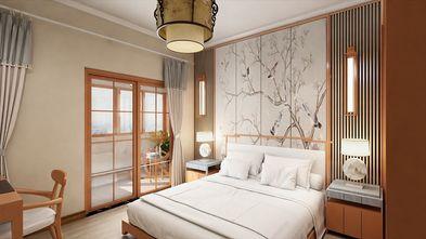 130平米四室两厅中式风格卧室装修效果图