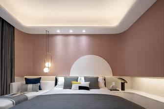 140平米三北欧风格卧室图片大全