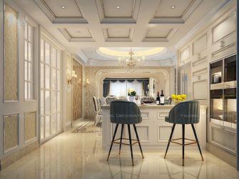 豪华型140平米四室两厅欧式风格餐厅图