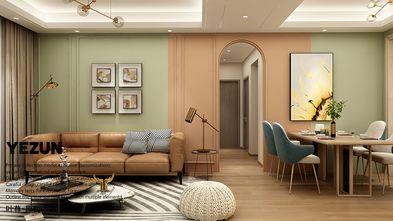 15-20万140平米四混搭风格客厅装修案例