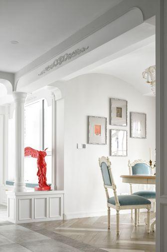 经济型130平米三室两厅法式风格阳台欣赏图