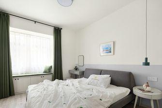 15-20万130平米三北欧风格卧室装修图片大全