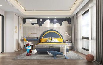 140平米港式风格卧室效果图
