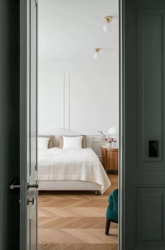 经济型100平米欧式风格卧室装修效果图
