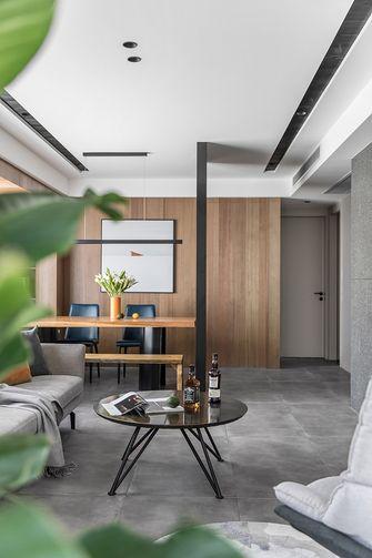 豪华型120平米现代简约风格客厅图片