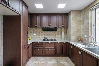 富裕型140平米复式欧式风格厨房图
