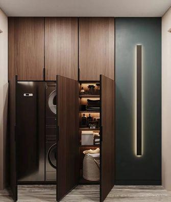 20万以上140平米三室一厅轻奢风格储藏室装修效果图