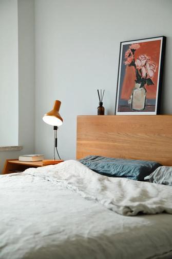 三日式风格卧室装修效果图