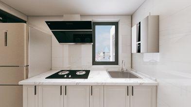 经济型60平米公寓美式风格厨房设计图