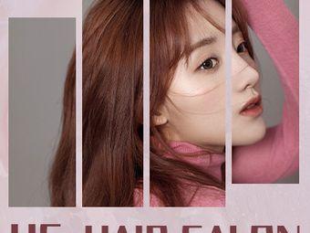 HS·Hair Salon原创发型店(秦皇岛值得去的店)
