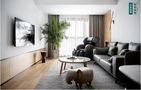 豪华型140平米复式现代简约风格客厅装修效果图