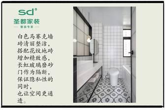 10-15万110平米四室两厅法式风格卫生间装修效果图