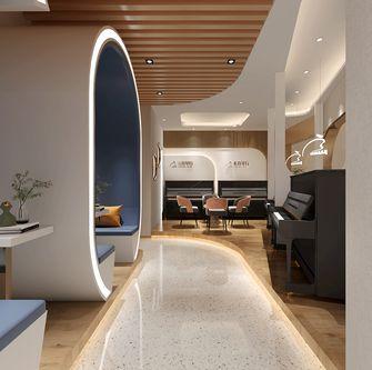 140平米公装风格客厅装修图片大全