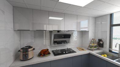 5-10万60平米复式北欧风格厨房图片大全