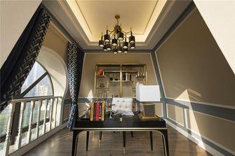 140平米别墅美式风格阳光房效果图