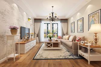 100平米三室两厅田园风格其他区域装修图片大全