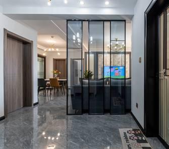 10-15万三室一厅现代简约风格玄关装修案例