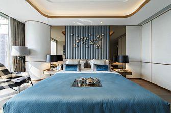 豪华型140平米四室五厅轻奢风格卧室图片