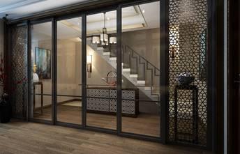 120平米三室一厅法式风格走廊图片大全
