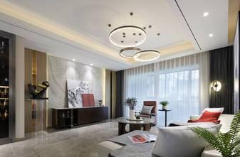 20万以上140平米四室三厅轻奢风格客厅装修效果图